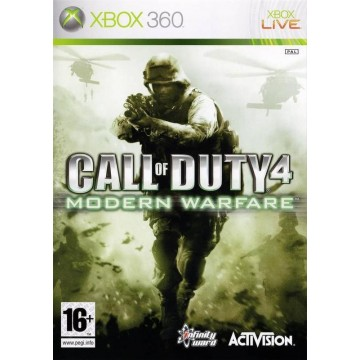 Call of Duty 4 Modern Warfare (Lietota)